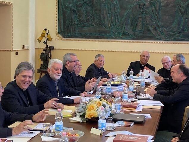 vescovi conferenza episcopale calabria