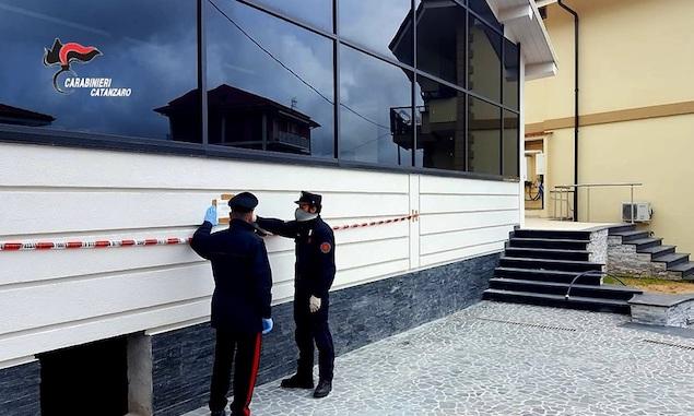 Lamezia. Carabinieri sequestrano centro benessere abusivo