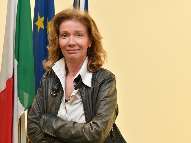 Sandra Savaglio,