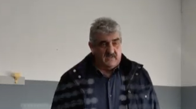 direttore dip. Prevenzione ASP Giuseppe Caparello