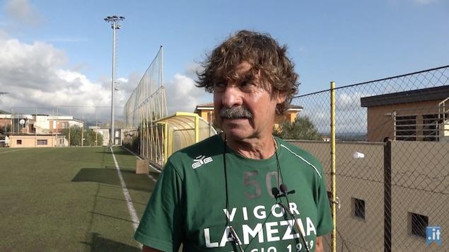 Intervista a Massimo Morgia in vista di Vigor Lamezia - Corigliano