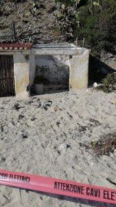 Ricadi (VV). Proseguono le demolizioni in località Grotticelle