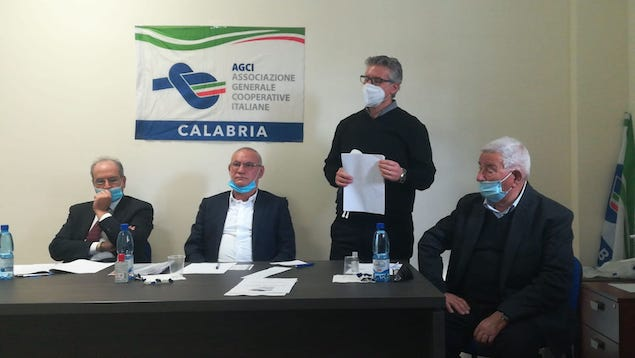 Gennaro Raso riconfermato presidente regionale AGCI Calabria