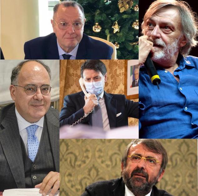 Giannuzzi: il governo sottovaluta la situazione critica della nostra regione