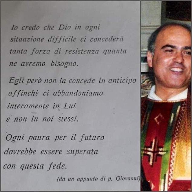 Padre Giovanni Vercillo
