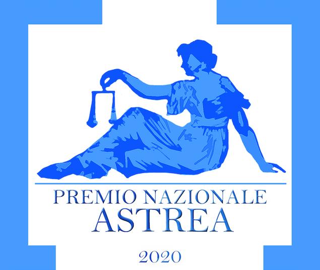 premio nazionale astrea 2020