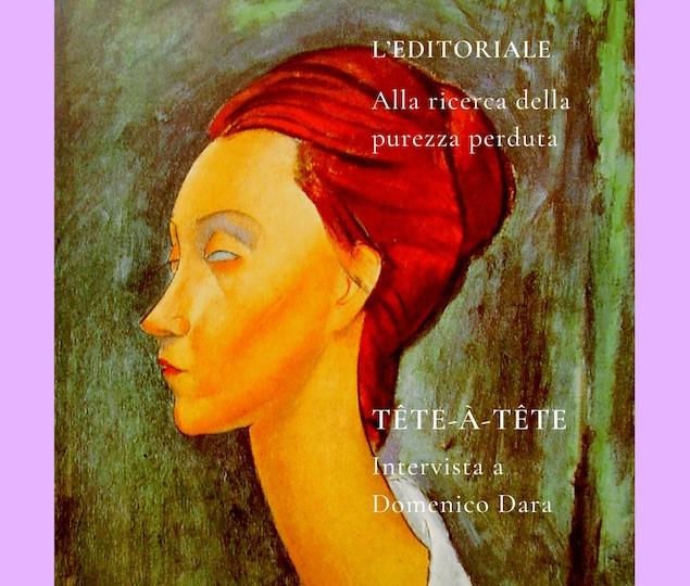 Pubblicato il primo numero della nuova rivista letteraria «Glicine»