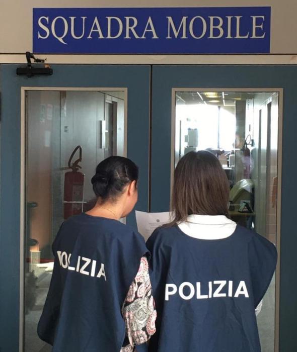 Squadra mobile Catanzaro