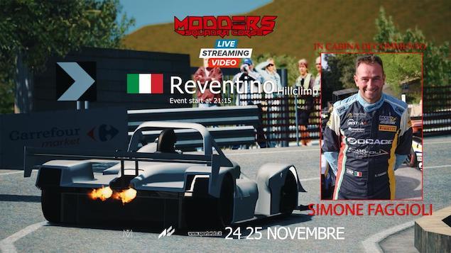 Torna la Cronoscalata del Reventino, diretta streaming 24 e 25 novembre