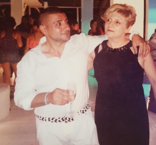 Francesco ed Antonella Pagliuso