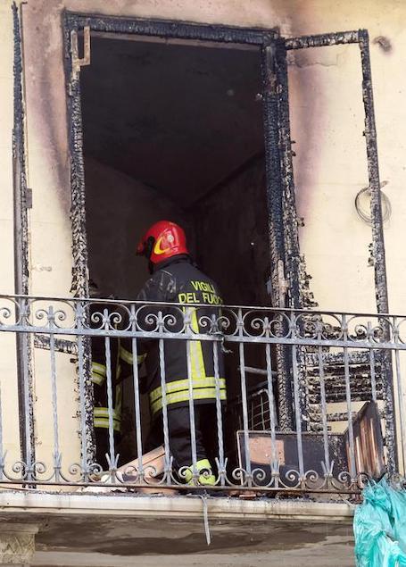 Morta in incendio appartamento Torino,vittima era centenaria