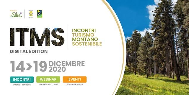Al via ITMS 2020, l'evento dedicato al turismo montano sostenibile