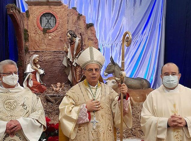 Mons. Schillaci: se ci lasciamo guidare dal Signore, ci aiuteremo gli uni con gli altri