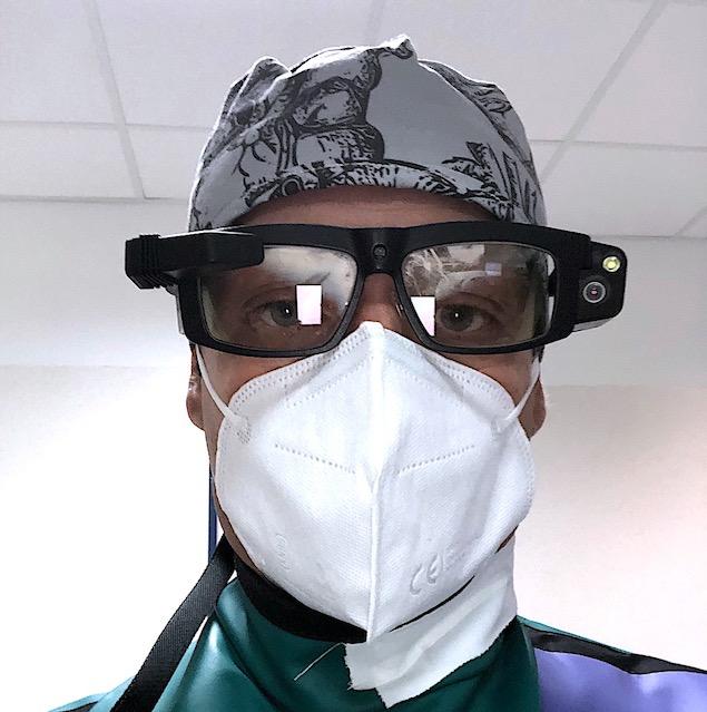 Per la prima volta in Calabria utilizzata realtà virtuale in sala operatoria
