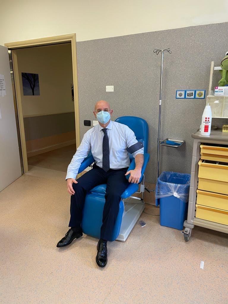 Vax-Day: vaccinati anche 30 addetti presidi Lamezia-Terme, Soverato e Soveria