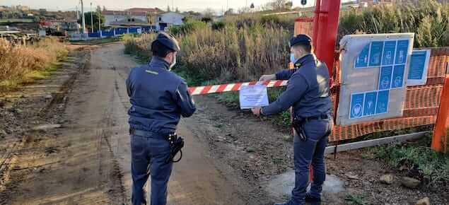 Vibo Valentia: disastro ambientale, sequestrato cantiere nuovo ospedale