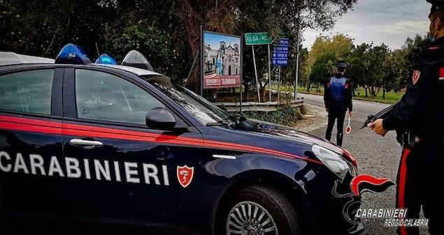carabinieri cinquefrondi