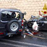 Catanzaro. Incidente stradale su viale De Filippis, due feriti