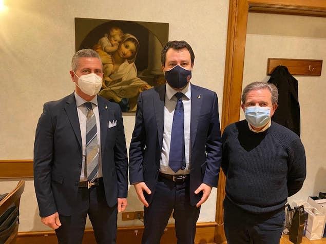 Lega. Giacomo Saccomanno nuovo responsabile regionale, Roy Biasi vice