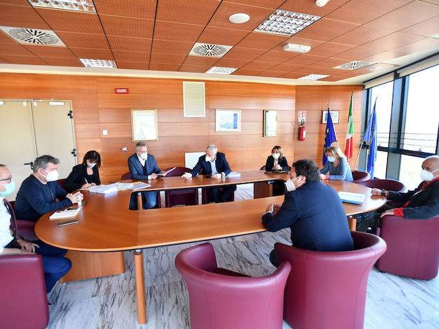 Sant'Anna Hospital, vertice tra la Giunta regionale e il commissario Longo