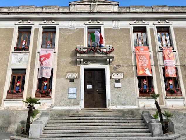 Edificio Scolastico Maggiore Perri