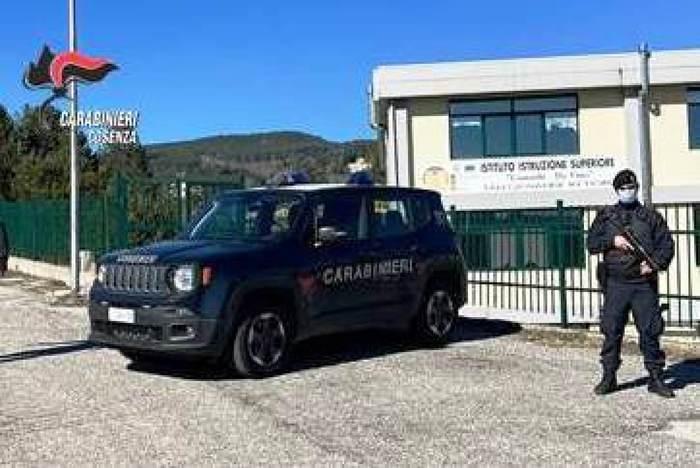 carabinieri San Giovanni in Fiore