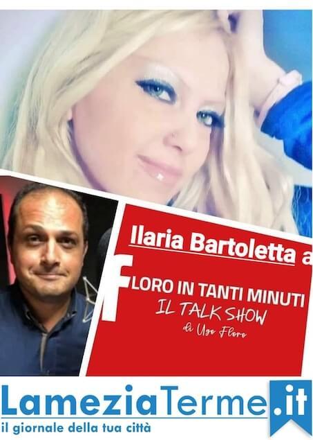 Floro in tanti minuti con Ilaria Bartoletta