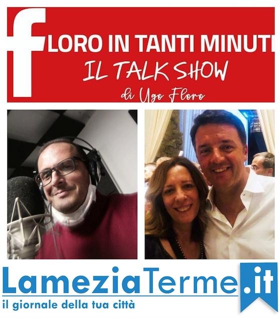 Floro in tanti minuti con l'on Silvia Vono (Italia Viva)