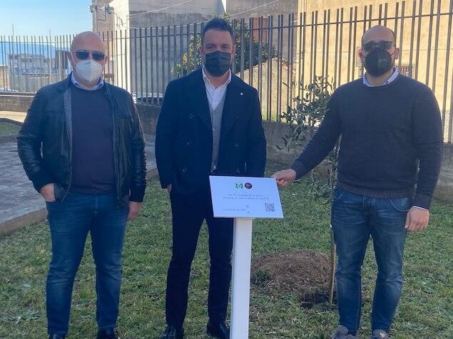 """Casa Vigor Lamezia ospiterà il """"Giardino della Memoria"""""""