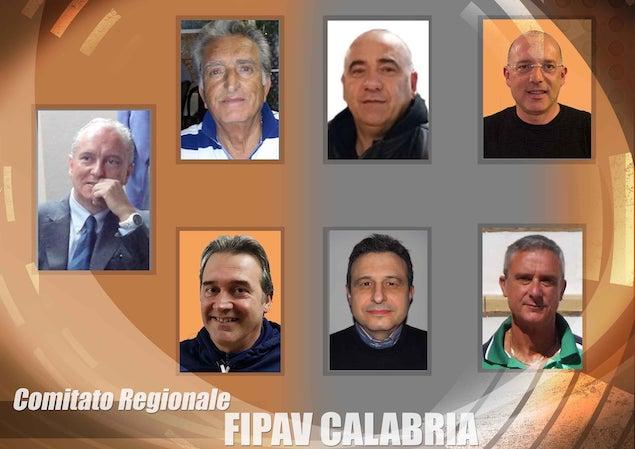Fipav Calabria: rinnovato il comitato regionale, Francesco Strangis consigliere