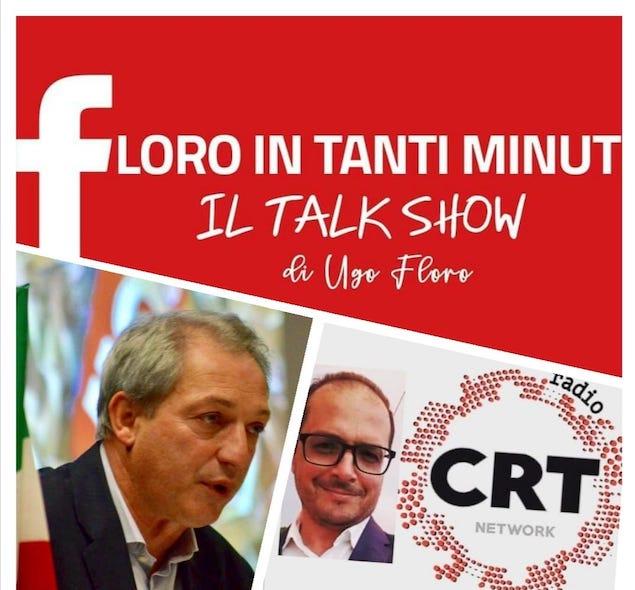 Floro in tanti minuti con Angelo Sposato, segretario regionale della CGIL