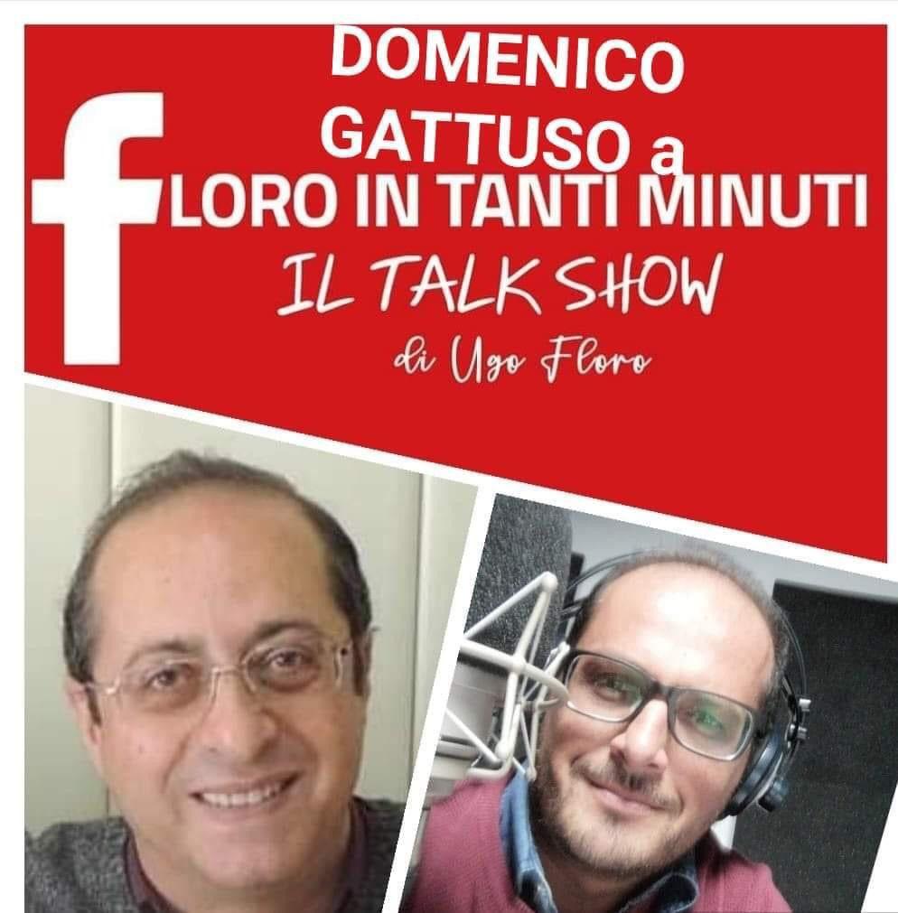 Floro in tanti minuti con Domenico Gattuso