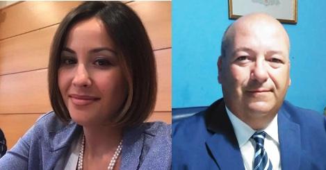 Rosy Rubino e Giancarlo Muraca