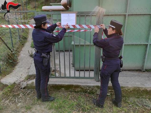 Sequestrato depuratore Mongrassano, denunciato sindaco