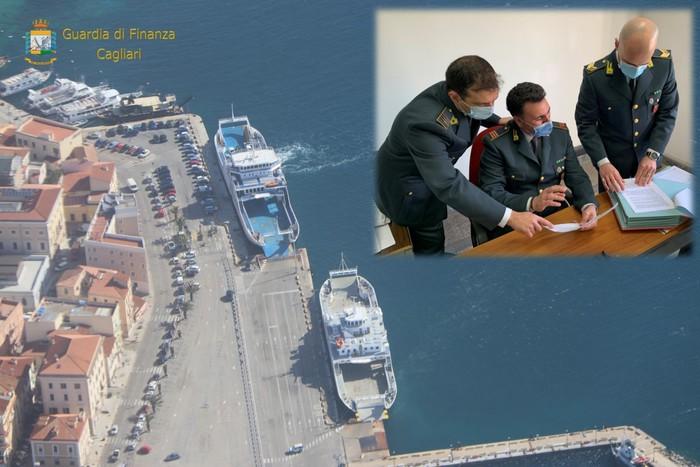 Truffa, sequestrati traghetti e beni per 64 milioni di euro