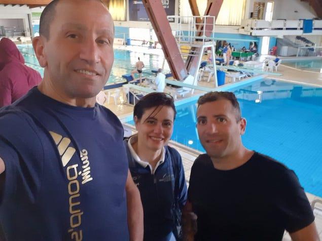 Arvalia Lamezia, ottimi risultati ai Campionati regionali di nuoto Master 2021