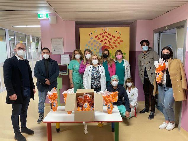 Iniziativa benefica del Leo Club Lamezia Valle del Savuto per Pasqua