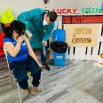 Lamezia. Vaccinati i ragazzi speciali della Lucky Friends