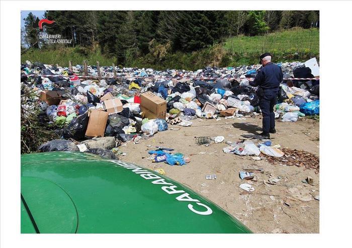 Rifiuti: Simbario, sequestrato centro comunale raccolta