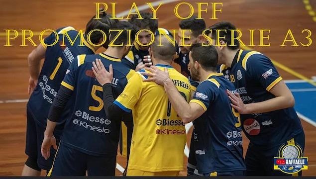 Volley Serie B: la Raffaele Lamezia conquista i playoff