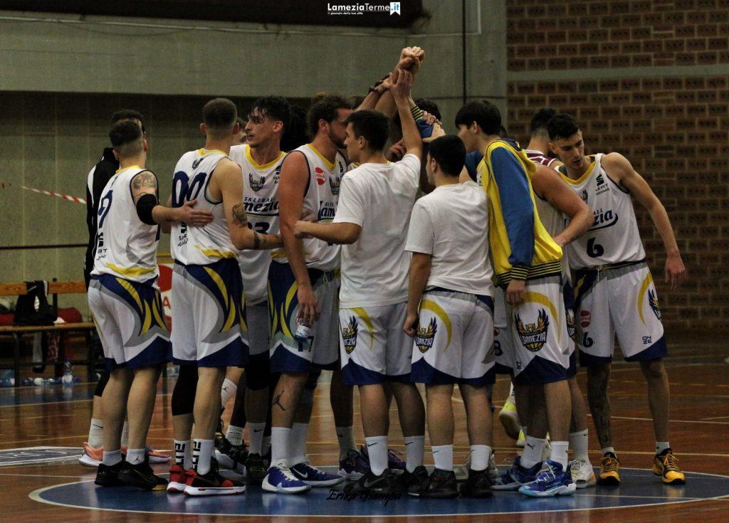 Basketball Lamezia Vis Reggio