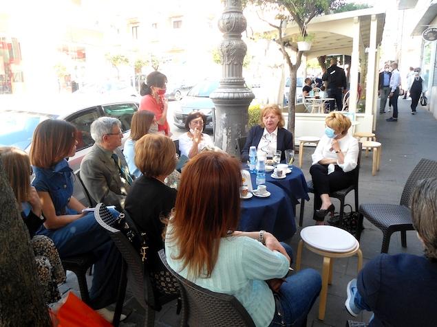 Il Caffè Letterario presenta i vincitori del concorso Palme