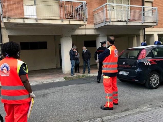 Donna trovata morta a Cosenza, si pensa a omicidio