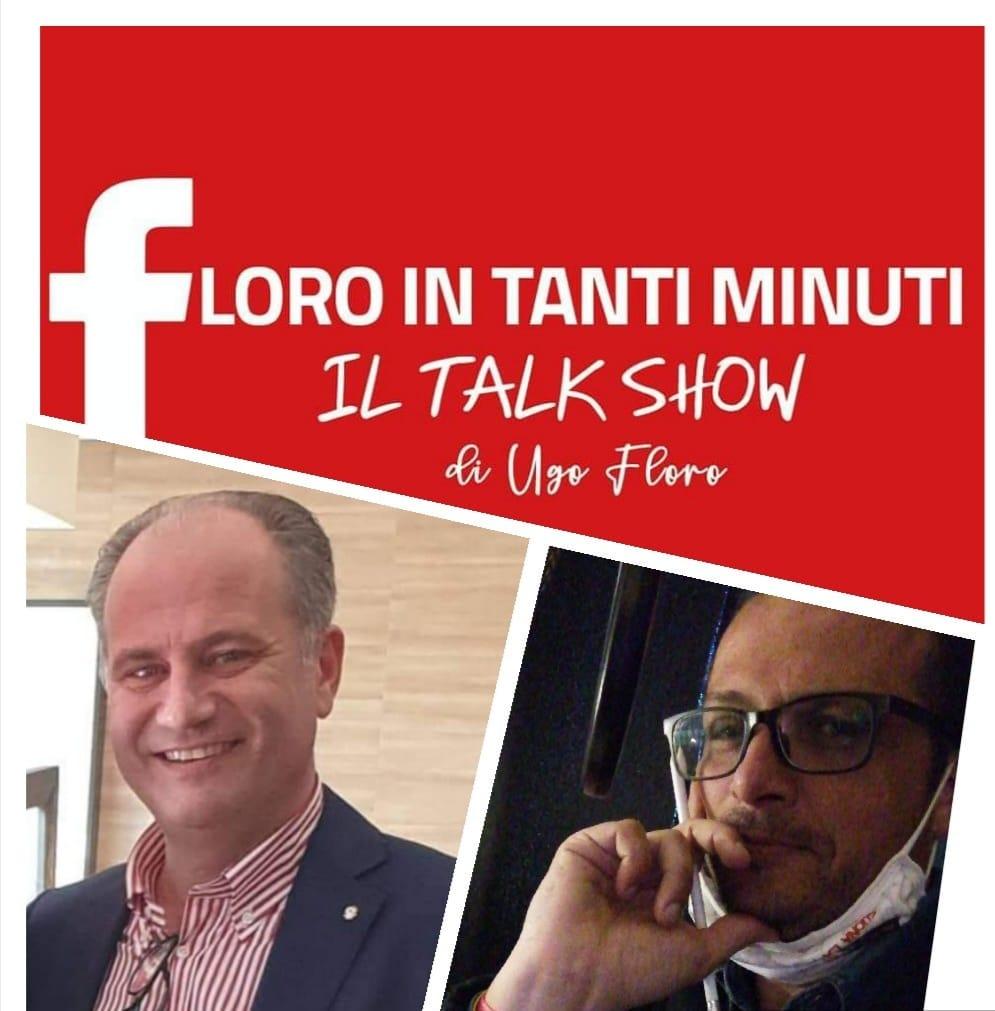 Floro in tanti minuti con Fabrizio D'Agostino