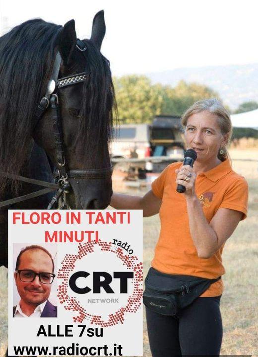 Floro in tanti minuti con Tatiana Boscarelli