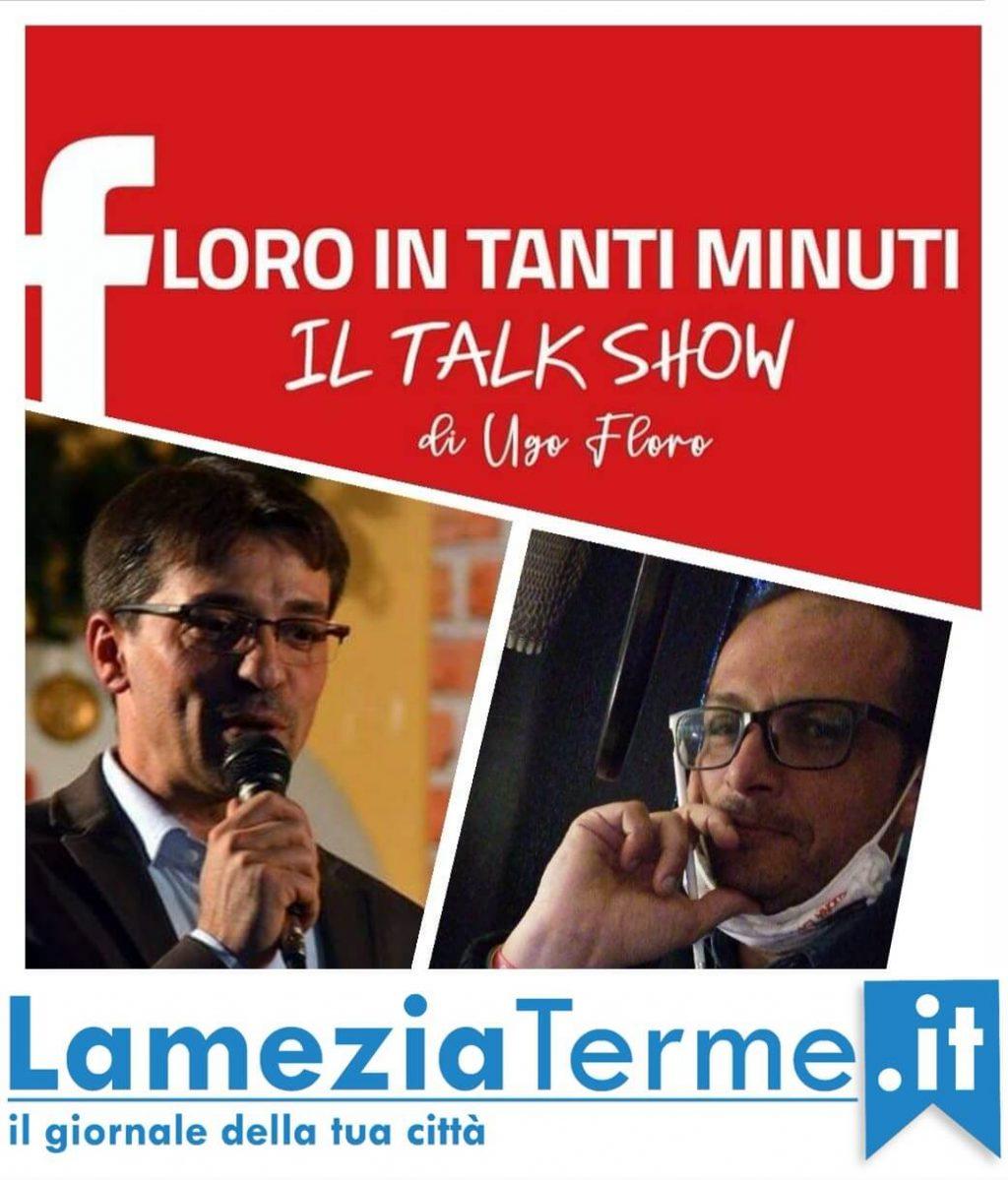 Floro in tanti minuti con Vincenzo Chindamo