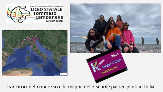Lamezia. Il Liceo Campanella conquista premi e riconoscimenti nazionali