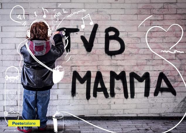 Poste Italiane: negli uffici le cartoline dedicate alla festa della mamma