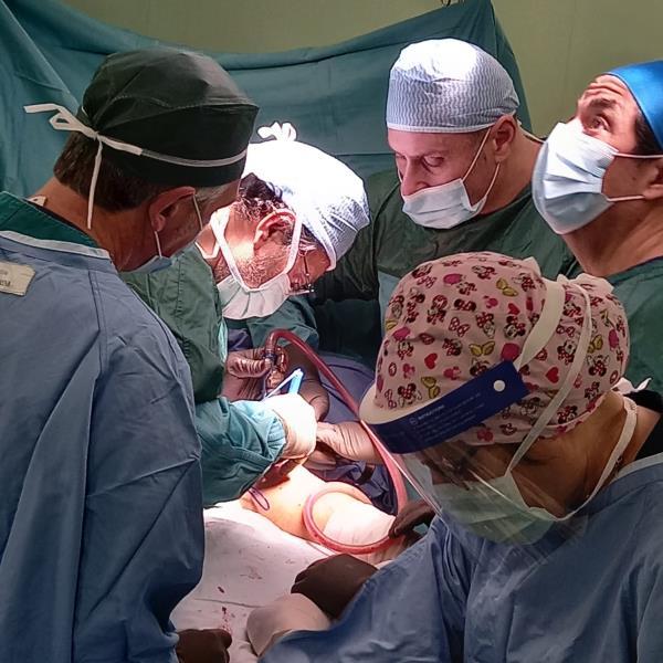 Villa Serena for children, eccezionale intervento di ortopedia pediatrica su 14enne