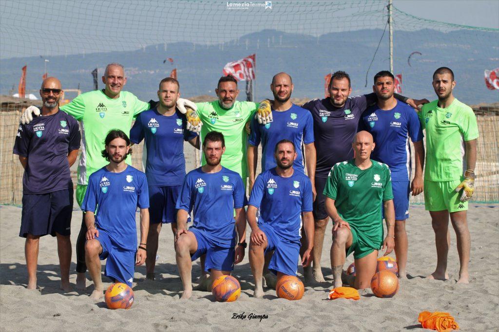 Asd Lamezia Beach Soccer: prosegue la preparazione